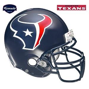 Fathead Houston Texans Helmet Wall Decal by Fathead