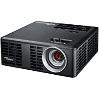 Optoma ML750E WXGA 700-Lumens LED 3D Portable Projector (Black)