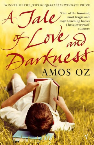 Book cover to 'A Tale of Love and Darkness'