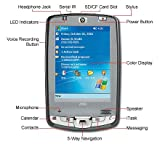 51B82A7Jf3L. SL160  HP iPAQ Pocket PC hx2110   Handheld   Windows Mobile 2003 SE   PXA270 312 MHz   RAM: 64 MB   ROM: 64 MB   3.5 color TFT ( 240 x 320 )   IrDA, Bluetooth