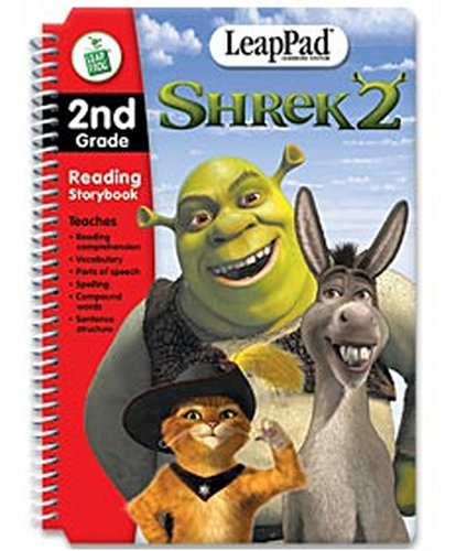 Second Grade LeapPad Book: Shrek 2