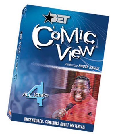 BET ComicView All Stars, Vol. 4 -