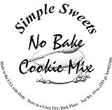 No Bake Cookies Bagged