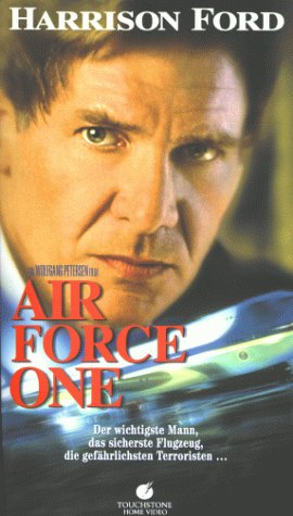 Air Force One [VHS]