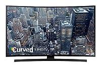 Samsung UN48JU6700 Curved 48-Inch 4K Ultra HD Smart LED TV from Samsung