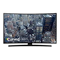 Samsung UN65JU6700 Curved 65-Inch 4K Ultra HD Smart LED TV (2015 Model)<br />