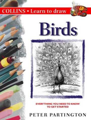 Collins Learn to Draw - Birds