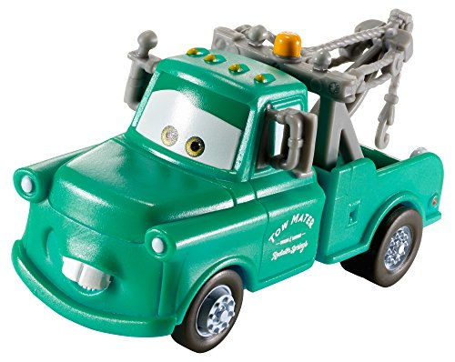 Disney Pixar Cars CKD17 Farbwechsel Fahrzeuge (Color Changers Cars) Mater / Hook