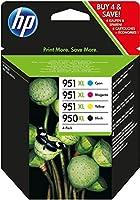 HP 950/951XL Cartouche d'encre Noir/Tricolore (C2P43AE)