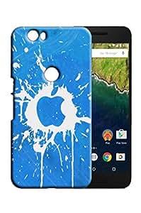 PrintFunny Designer Printed Case For HuaweiNexus6P