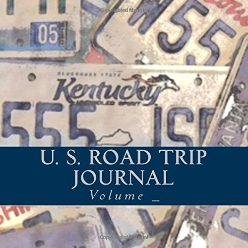 U. S. Road Trip Journal: Kentucky Cover