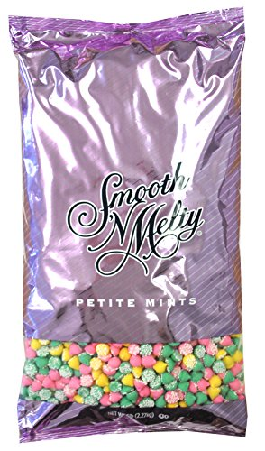 Smooth & Melty Petite Mints: 5LBS (Mini Melt Away Mints compare prices)