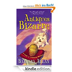 Antiques Bizarre: Trash 'n' Treasures Mystery Series, Book 4 (A Trash 'n' Treasures Mystery)