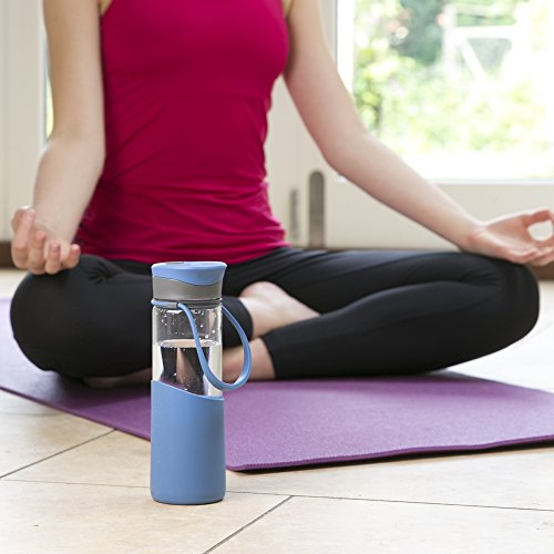 Calibre conscious drinking bottle sports glass bottle for for Perfect kitchen cleaner