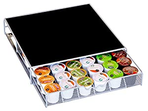 DecoBros K-cup Storage Drawer Holder for Keurig K-cup Coffee Pods