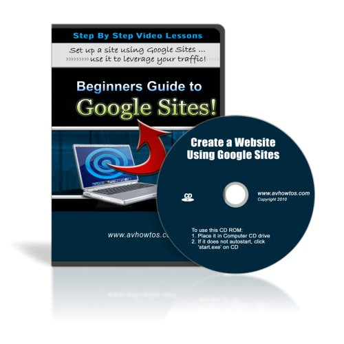 Create a Website Using Google Sites