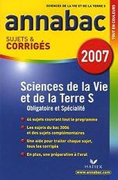 Sciences de la Vie et de la Terre Tle S : Sujets et corrigés