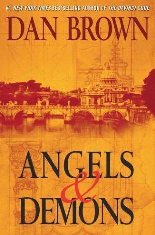 Angels & Demons por Dan Brown, Edición en inglés
