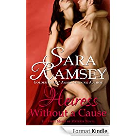 Heiress Without A Cause (Muses of Mayfair Book 1) (English Edition)