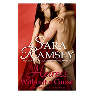 Heiress Without A Cause (Muses of Mayfair Book 1)