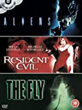 Aliens/Resident Evil/The Fly [DVD]
