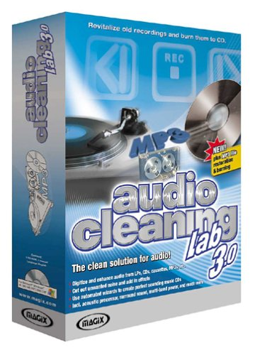 Audio Cleaning Lab 3.0