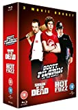 Scott Pilgrim vs. The World/Hot Fuzz/Shaun of the Dead Box Set [Blu-ray] [Region Free]