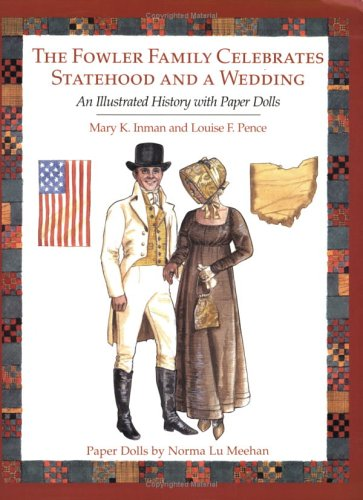 [The Fowler Family Celebrates Statehood and a Wedding: An Illustrated History with Paper Dolls] (South Pacific Costumes)