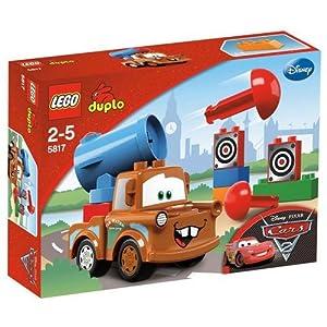 LEGO Duplo Cars 5817 - El agente Mate de LEGO