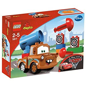 LEGO DUPLO Cars 5817: Agent Mater