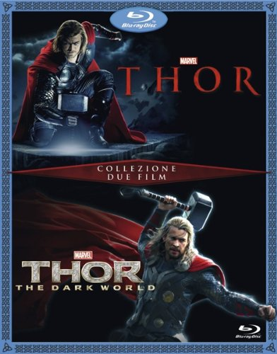 Thor Movie Collection (2 Blu-Ray)