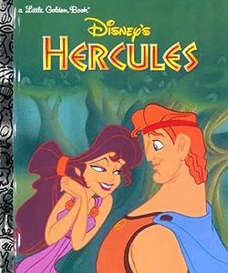 Disney's Hercules (Little Golden Book) Justine Korman, Peter Emslie and Don Williams