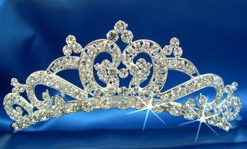 Bridal Wedding Tiara Crown 5723L6