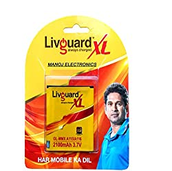 Micromax Canvas 2 Colors A120 Battery By Livguard