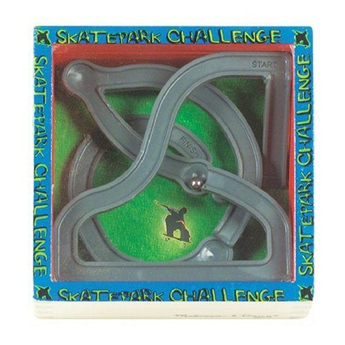 Cheap Fun Melissa & Doug Skate Park Challenge Pocket Maze (B0007OF1UI)