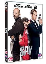 Spy [DVD] [2015]