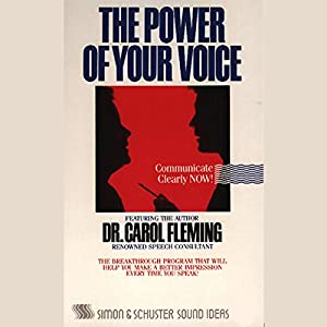 The Power of Your Voice Audiobook