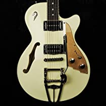 Duesenberg Starplayer TV Vintage White with Case
