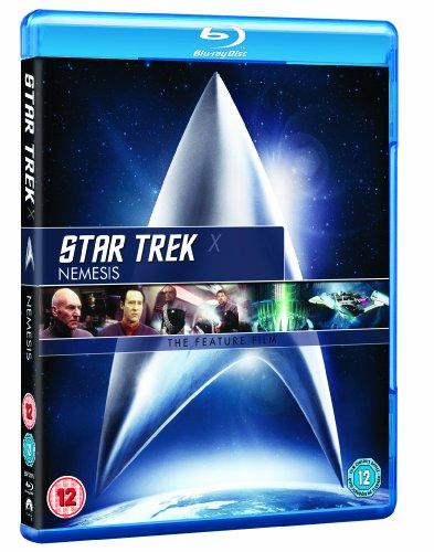 Star Trek 10:Nemesis [Reino Unido] [Blu-ray]