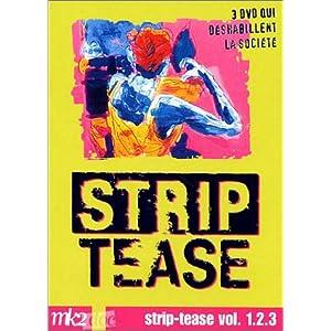 Strip Tease - Coffret 3 DVD