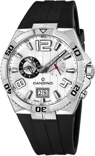 Candino Sport Reloj para hombres Fabricado en Suiza