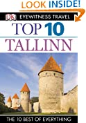 Top 10 Tallinn (EYEWITNESS TOP 10 TRAVEL GUIDE)