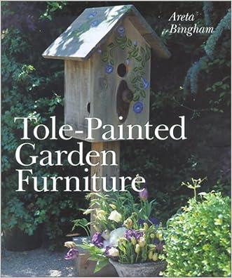Tole-Painted Garden Furniture
