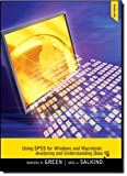 img - for Using SPSS for Windows and Macintosh: Analyzing and Understanding Data (6th Edition) book / textbook / text book