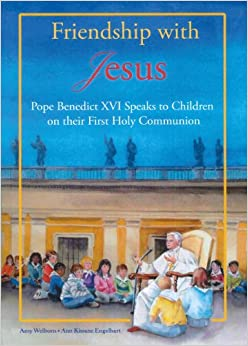 pope benedict friendship with jesus Vatican city — in his first children's book, pope francis touches on a variety of  both lighthearted and sensitive topics he speaks on war and solving the.