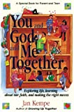 51B8SB8C3KL. SL160 You and God and Me Together: Exploring Life, Learning About Our Faith, and Making the Right Moves : A Special Book for Parent and Teen Reviews