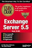 img - for MCSE Exchange Server 5.5 Exam Cram (Exam: 70-081) book / textbook / text book