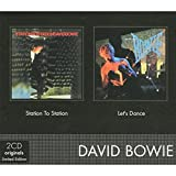 Let's Dance + Station to Stati by David Bowie