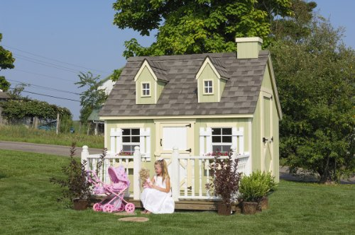 Little Cottage Playhouse front-1062857