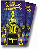 The Simpsons Go Hollywood, Boxed Set [VHS]